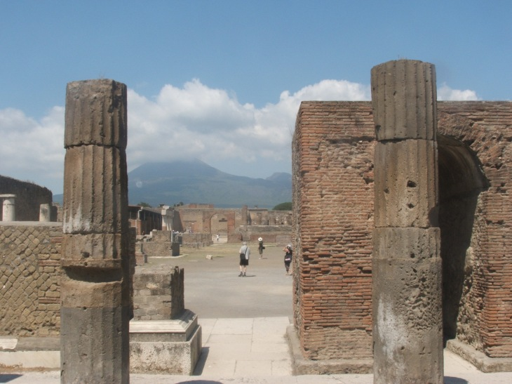 Foundations in Pompei