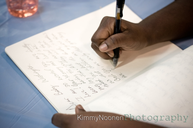 Writing Lovely Words